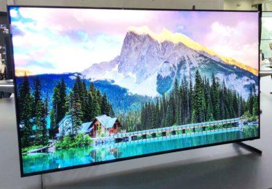 2020 Samsung TV