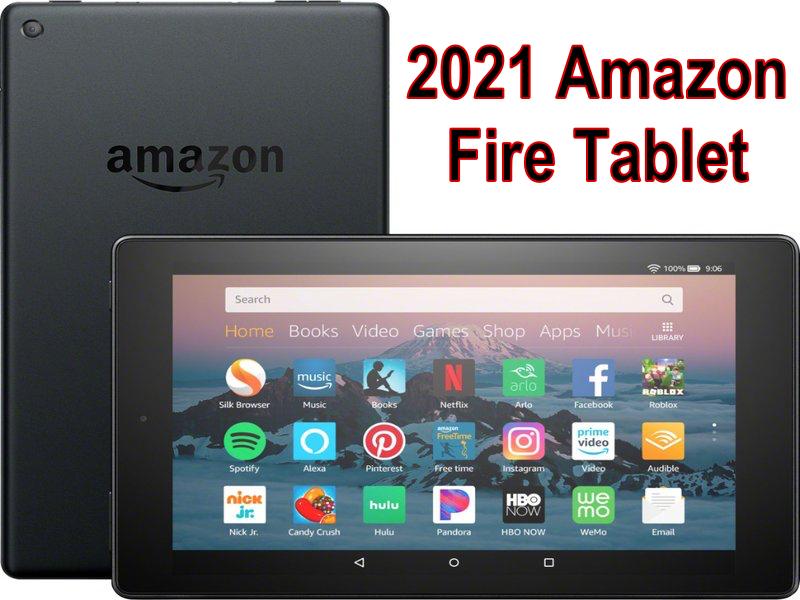 2021 Amazon Fire Tablet
