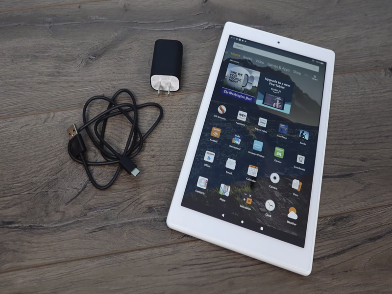 2021 Amazon Kindle Tablet